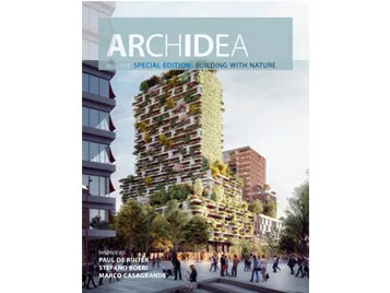 Cover of the latest Archidea edition 57
