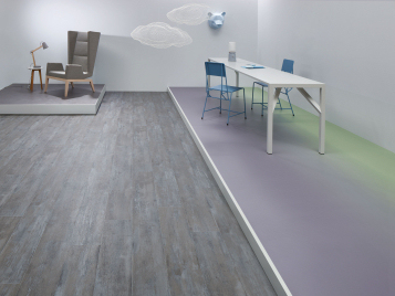 Eternal design vinyl sheet flooring