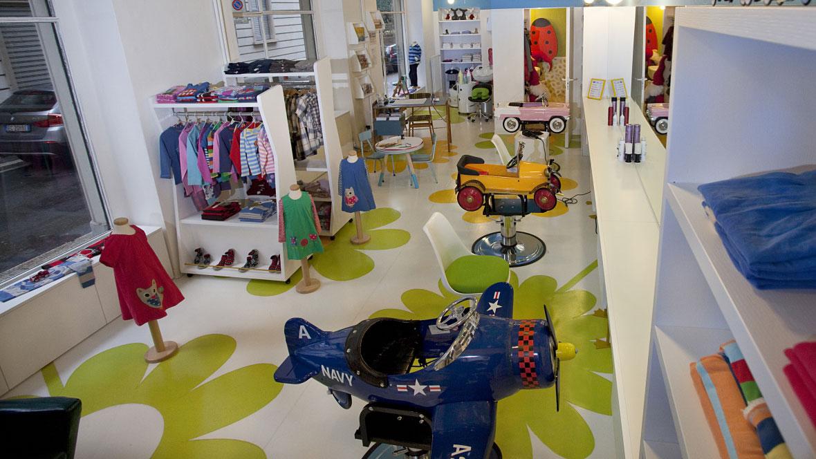 Tati - Children Hairstylist's 2 Milan