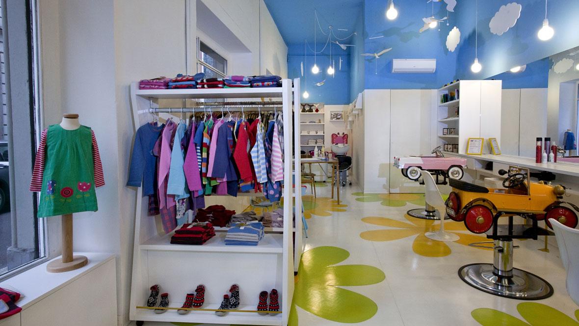 Tati - Children Hair Stylist's Milan