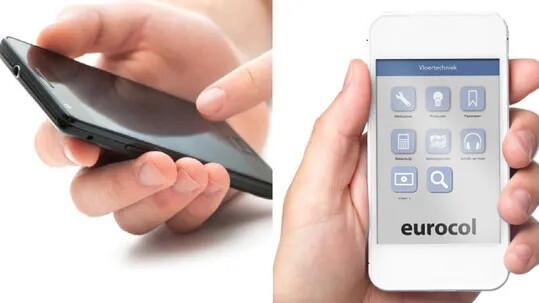 Eurocol app 2018