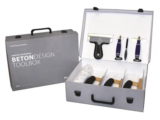 toolbox betondesign
