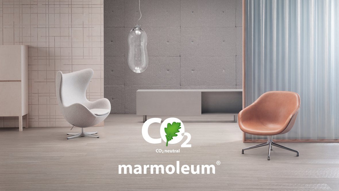 Marmoleum CO2 Neutral