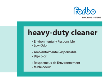 Heavy Duty Cleaner