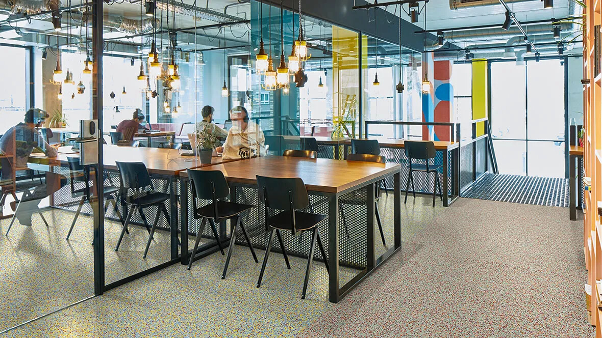 Forbo Flooring Systems - Mate flex flooring
