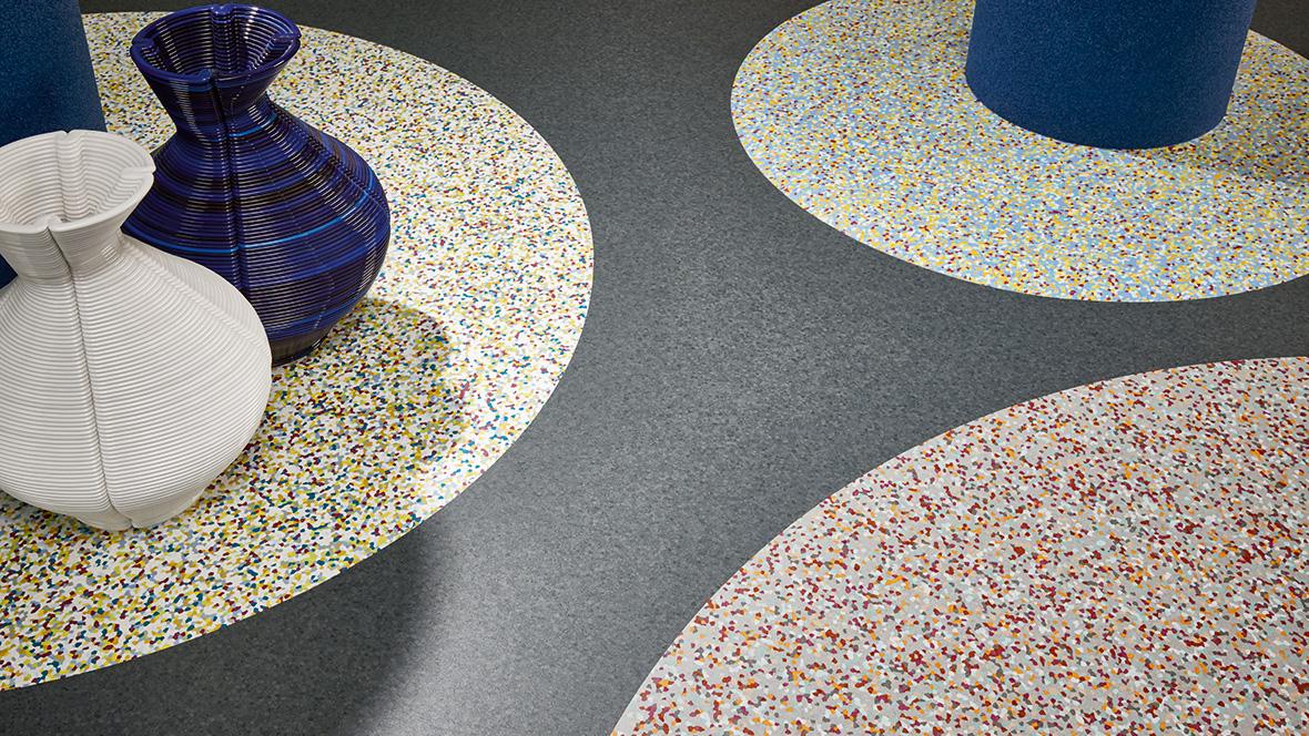 Fabscrap Homogeneous Vinyl Forbo Flooring Systems