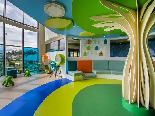 Sarlon Aberdeen Children's Hospital