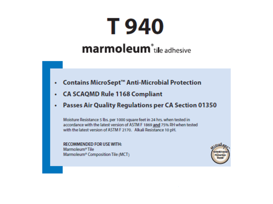 T 940 Adhesive