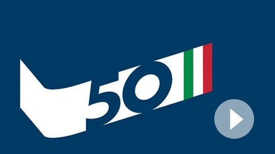 50 Anni Italy