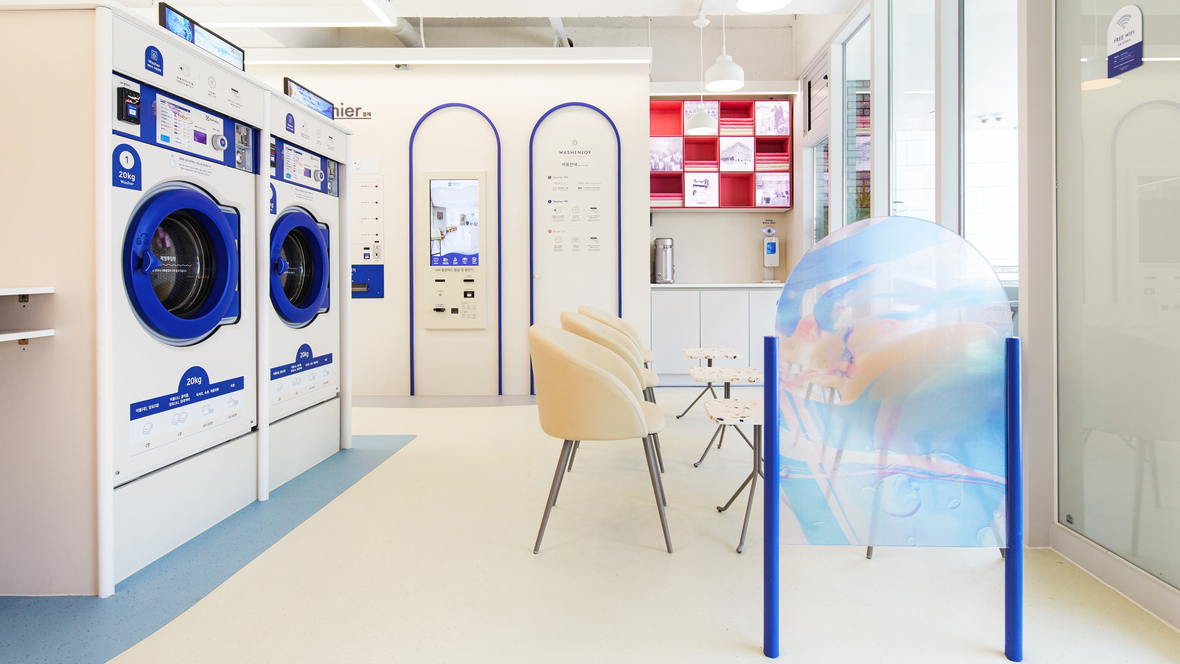 WashEnjoy - Korea