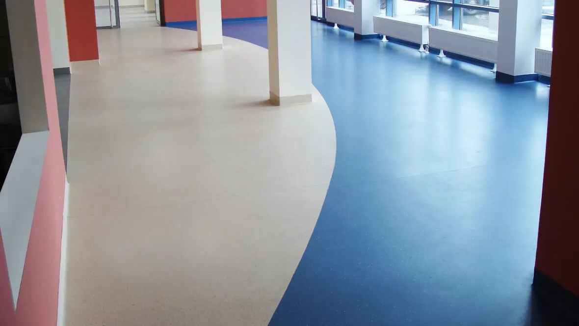 Marmoleum in Education