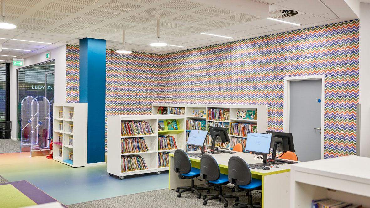 Edmonton Green Library
