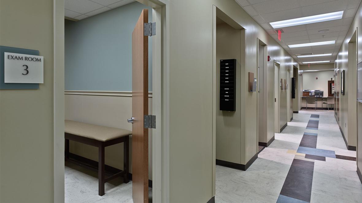 MCT hallway