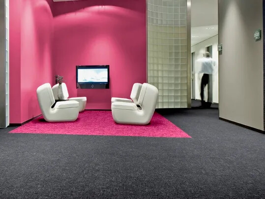 Flotex Metro flocked flooring