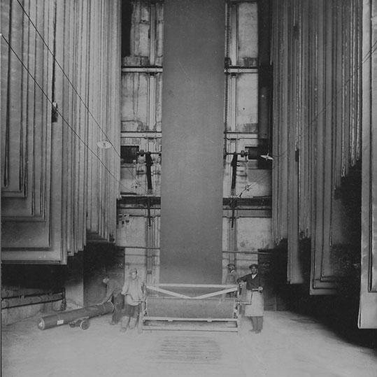 Trockenkammer