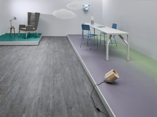 Eternal Vinyl Sheet flooring - Green Tag Green rate Level A