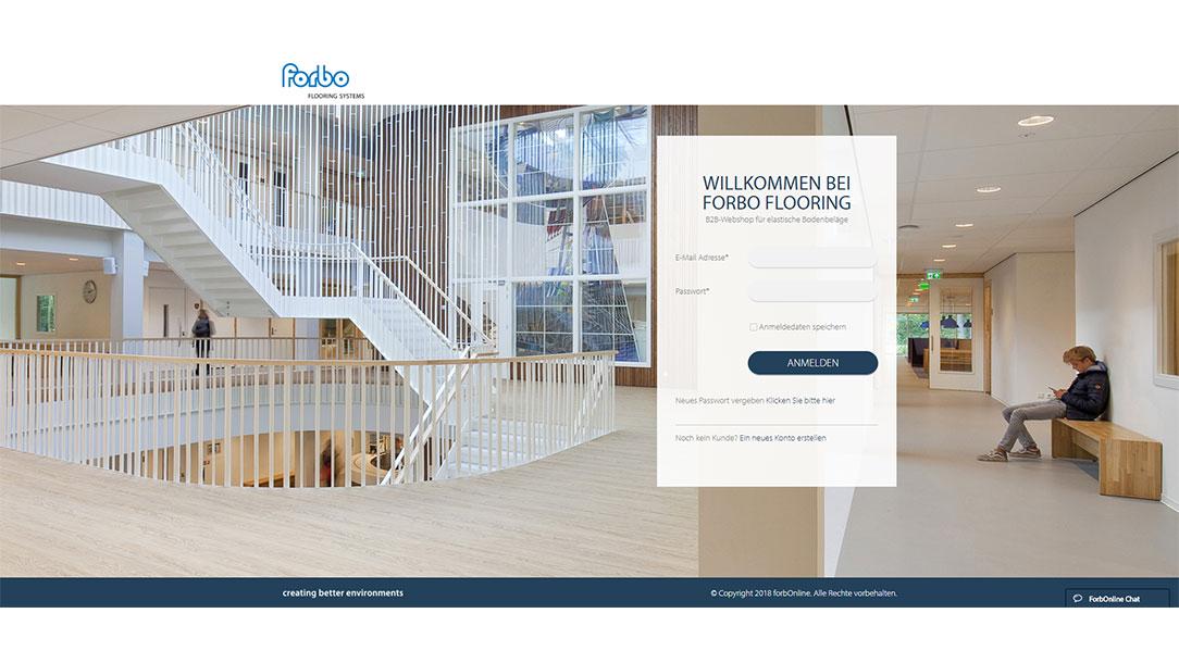ForbOnline - Unser B2B-Webshop