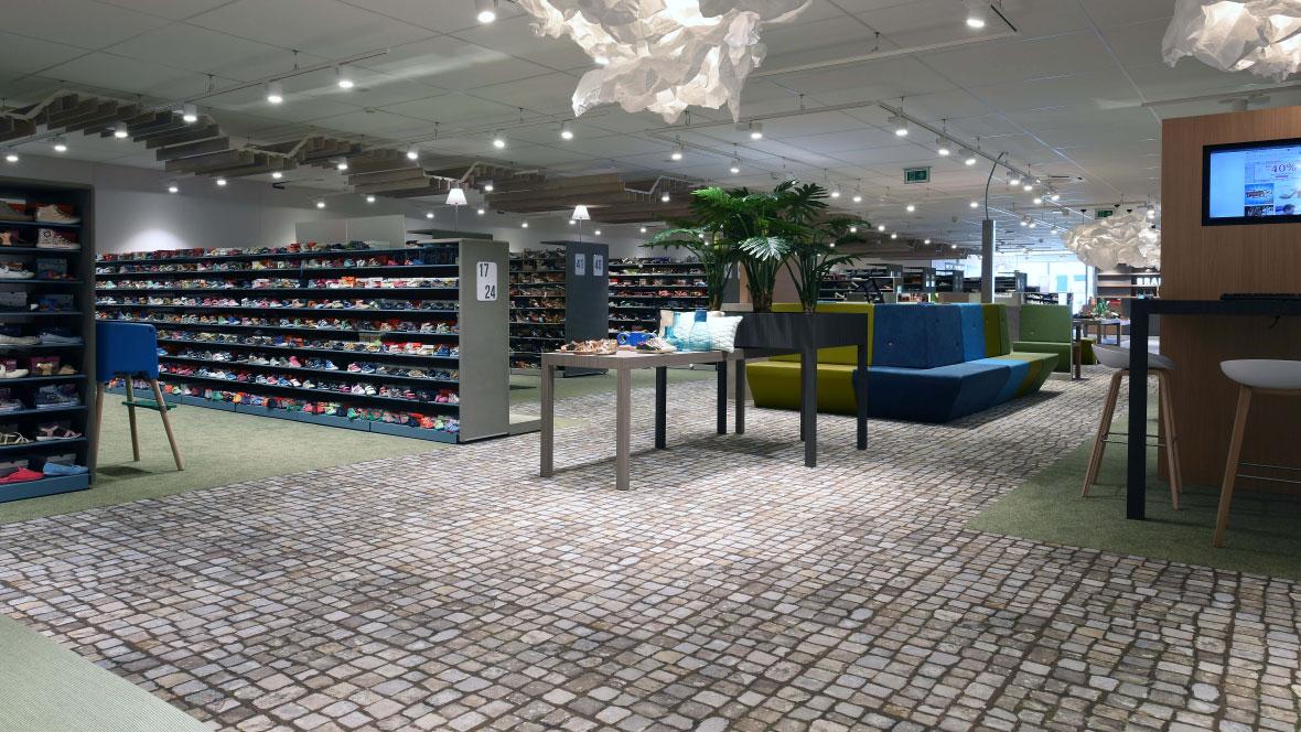 Brantano shoe store