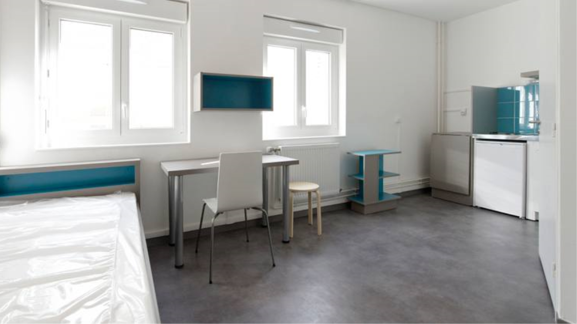 Student Residence, Fontenay-aux-Roses