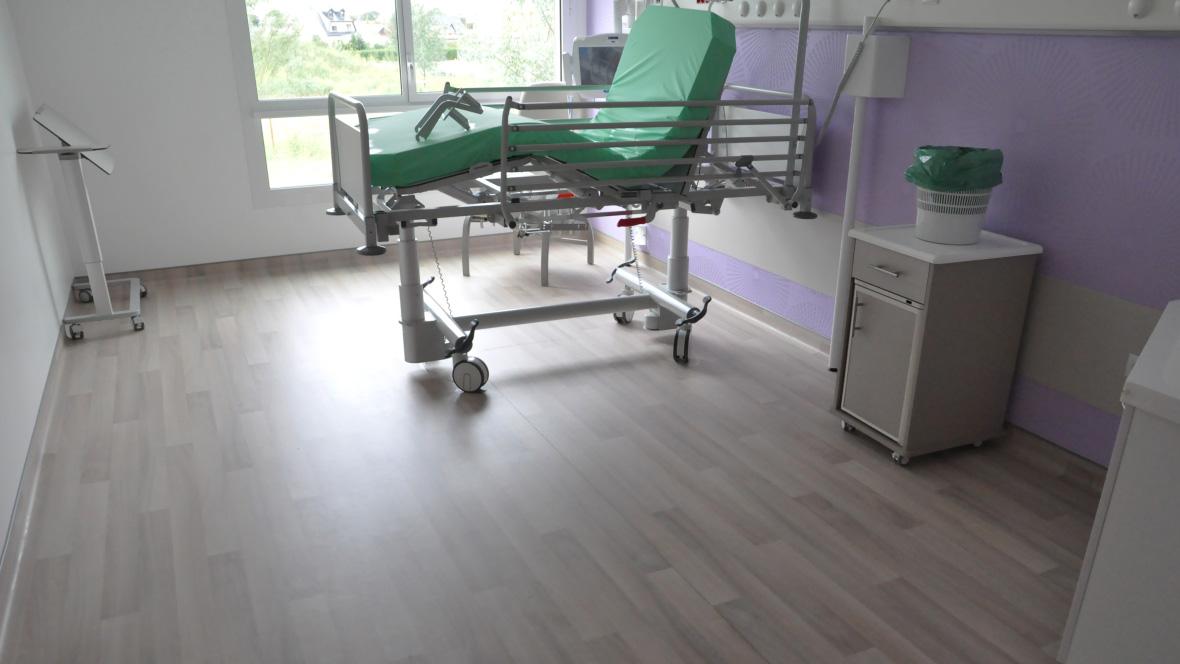 Calais Hospital France