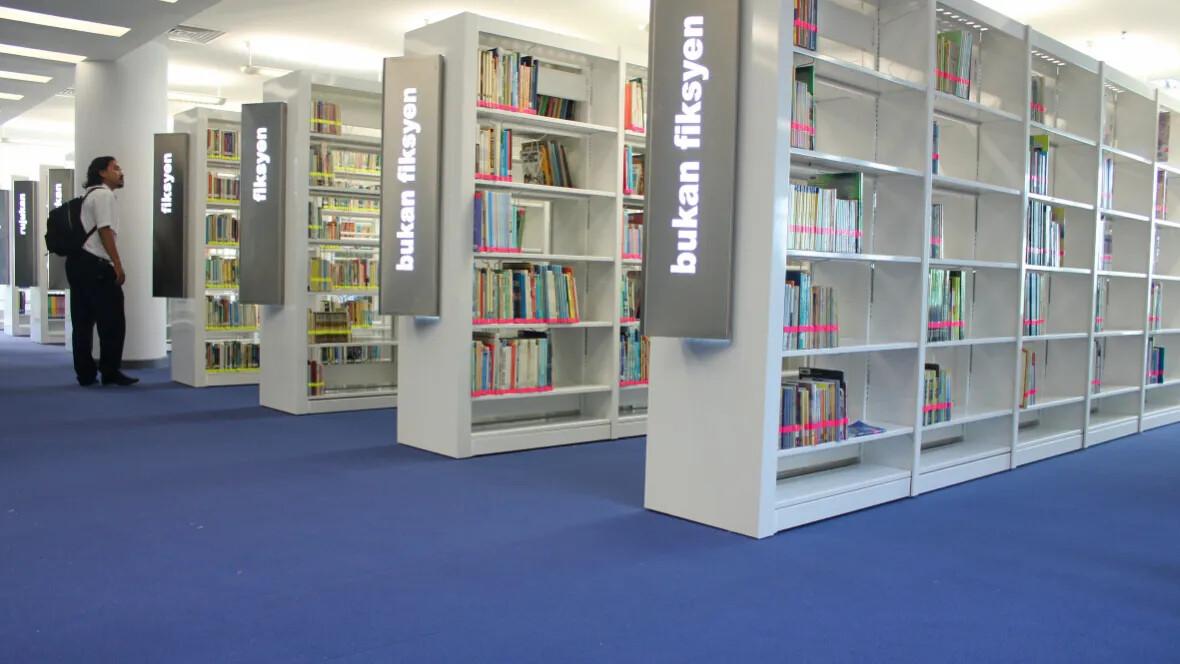 Selangor Library Kuala Lumpur