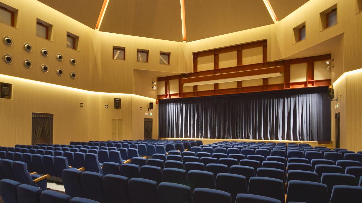 Moglia Theatre Italy