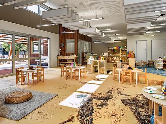 Aldinga children centre - eternal digital print