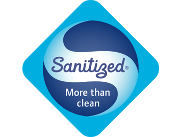 Sanitized logo