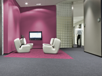 Flotex Textile flooring - office floor covering
