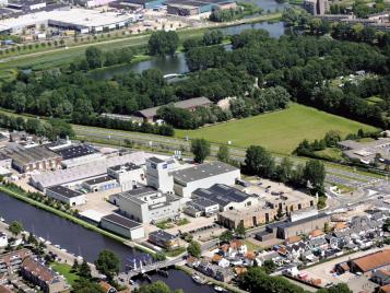 Forbo Eurocol in Wormerveer, Niederlande