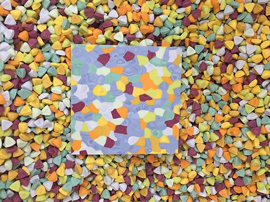 Fabscrap granules