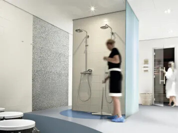 Wetroom floors