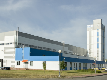 Eurocol production site