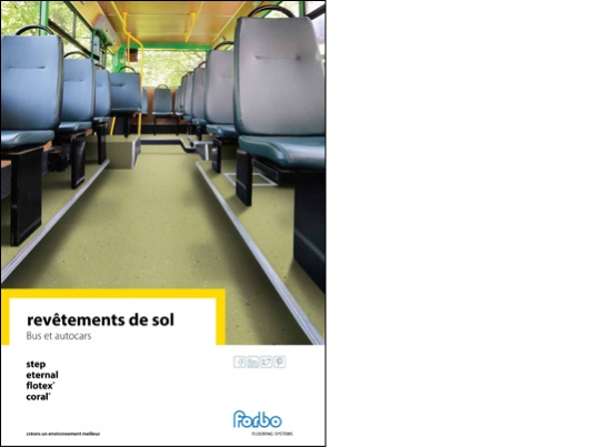 Brochure bus & autocars