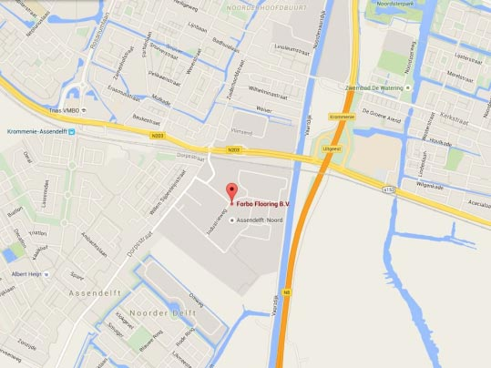 Assendelft_Location