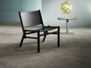 Carpet tiles: combine sophistication & style with outstanding performance in the most demanding environments
