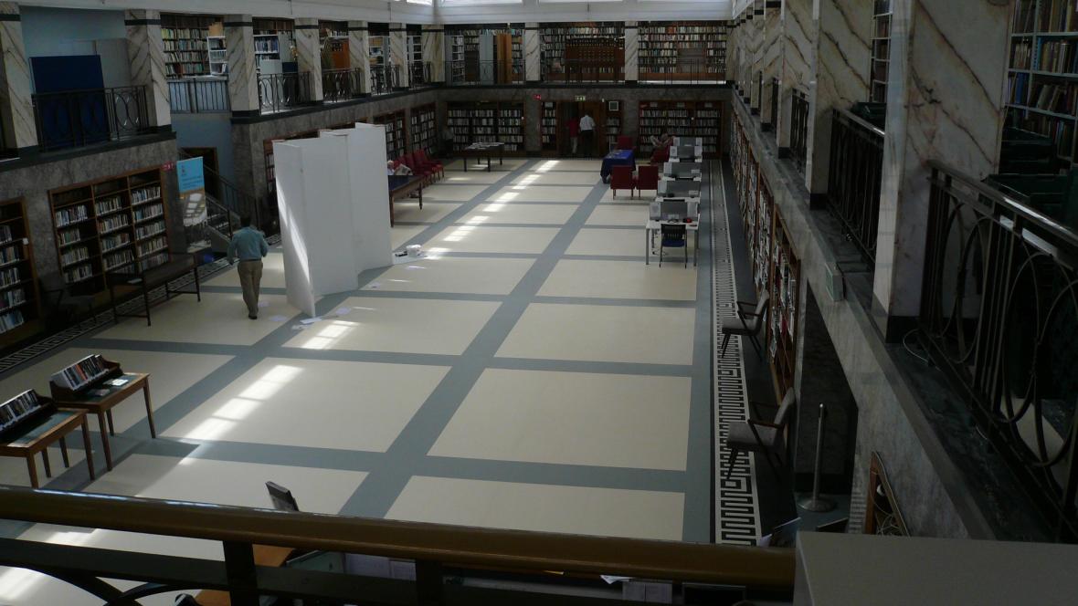 RDS Library Dublin 4