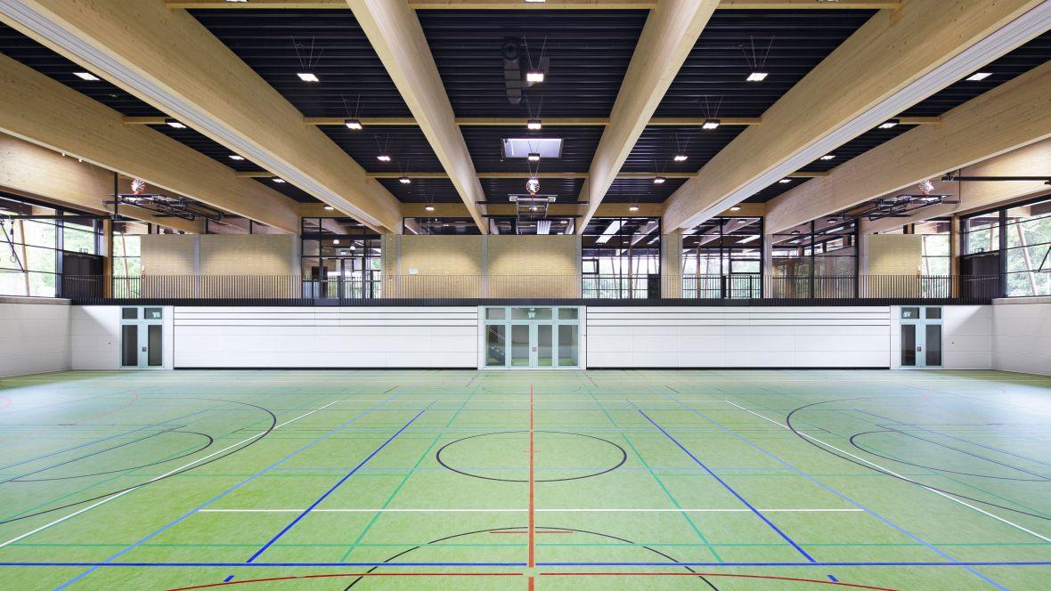 Public Building flooring