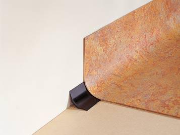 PS Linoleum Coving Strip