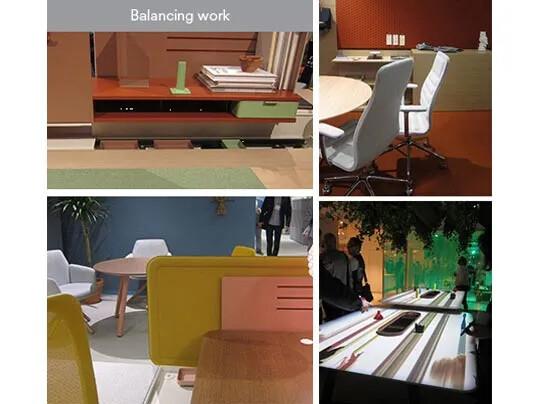 Balancing work