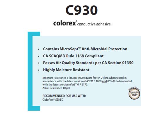 C 930 Adhesive