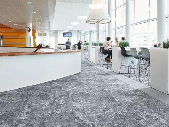 Sol dalles textiles tuftés, moquette bureau | Forbo Flooring Systems