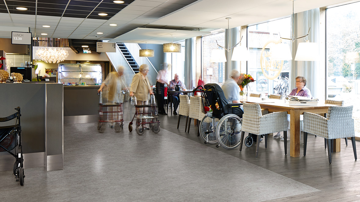 Eternal Aged Care Dining Room