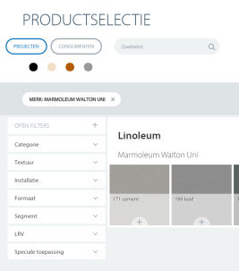 Productselector 267*303
