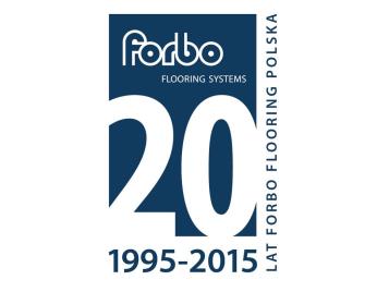 20_lecie Forbo_pl logo