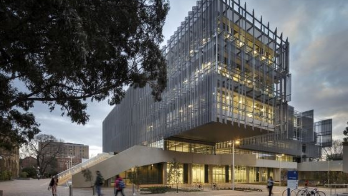 Flooring references forbo flooring systems australia for University of melbourne landscape architecture