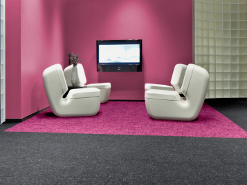 Flotex Colour flocked flooring