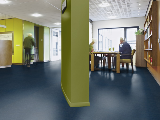 Marmoleum flooring and Dementia