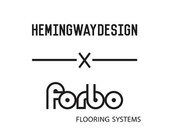 HemingwayDesign x Forbo