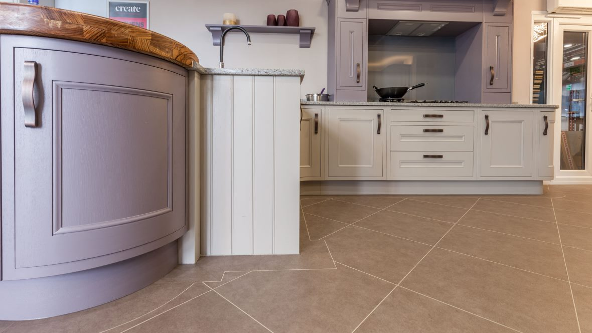 Yorkshire Kitchens Allura Stone